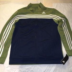 Adidas jacket BOYS XL